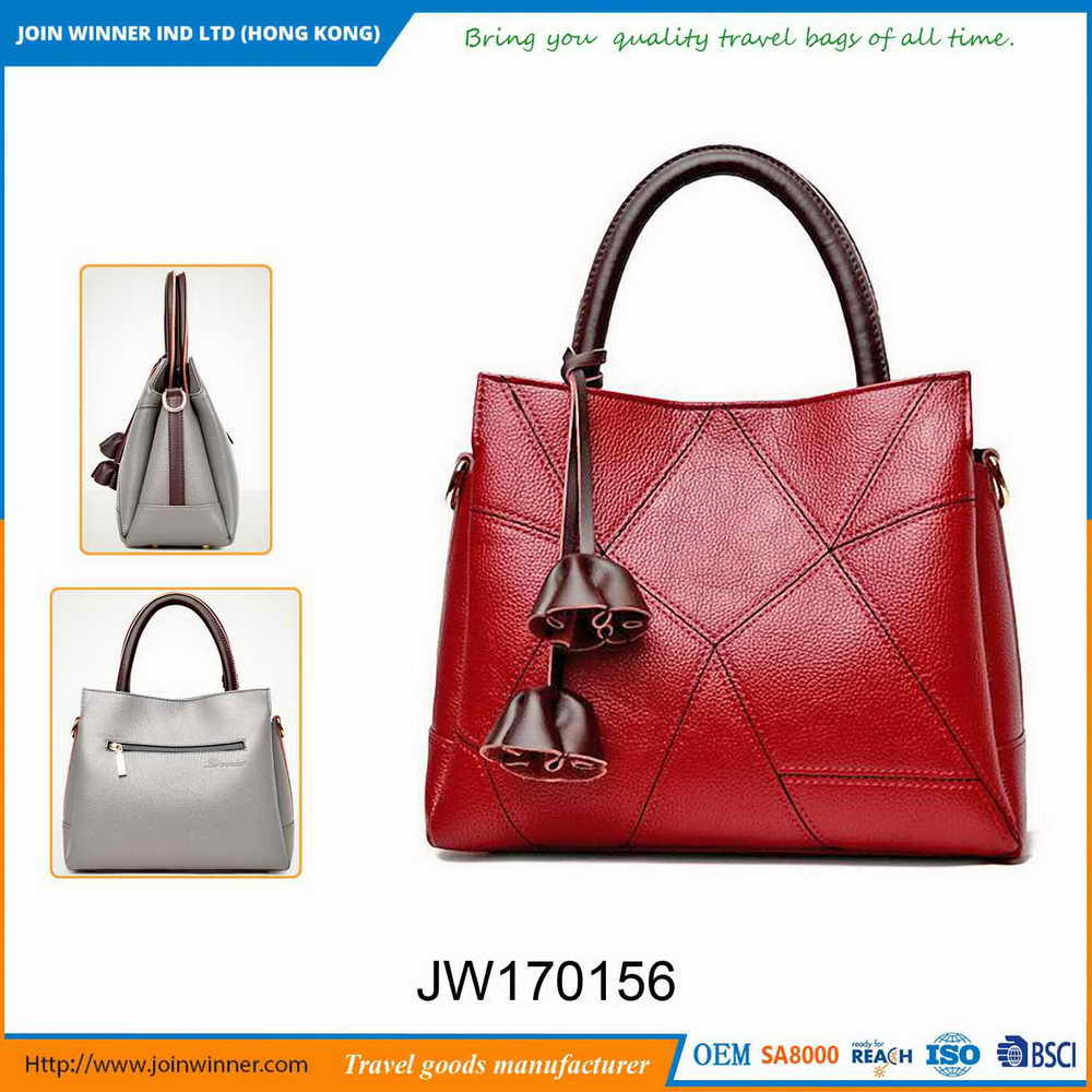 Wholesale China Supplier Real Pu Leather Bag Of New Structure