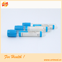2ml blue blood collection tube