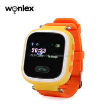 Wonlex Q60 3G gps watch tracker 4g wrist watch mobile phone baby smart watch