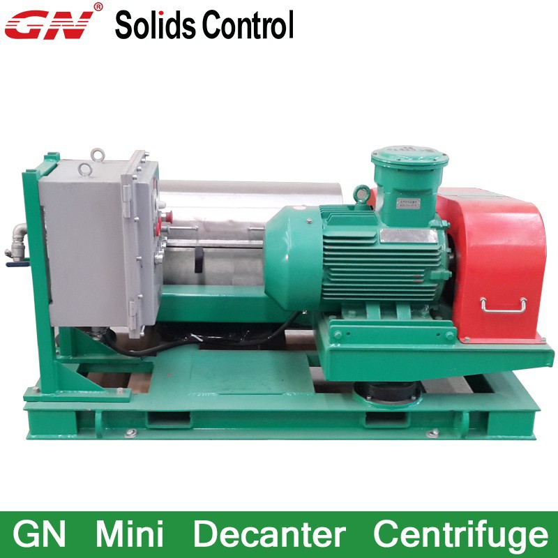 GN High Speed Diamond Drilling Decanter Centrifuge Mining Drilling Rigs Mud Centrifuge