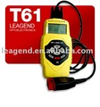 OBD II car diagnostic tool auto scanner T61(Spanish,Dutch,French,English,German)