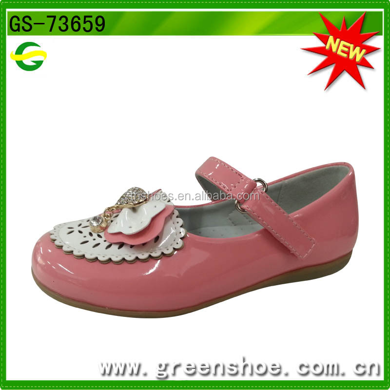2016 fashion new style kids casual shoes for girls