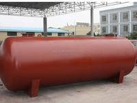 Carbon steel cylindrical fuel tank