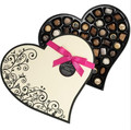 heart shaped gift box chocolate packaging boxes for chocolate