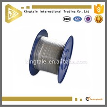 high tensile ropes PVC coated galvanized steel wire cable sling with snap hook
