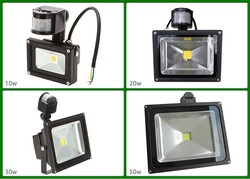SOTGC506 focus light sensor high lumen 70000 lumen 70w led flood light