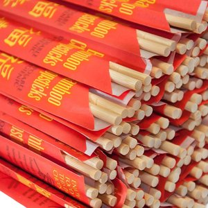 Promotional Personalized Vietnam Bamboo Chopsticks