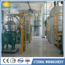 used engine oil regeneration system / Decoloring oil recycling machine / oil refinery