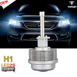 Tinsin all in one led healight best price 12v 8w led car bulb 3600lm