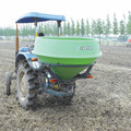 Agricultural machinery manure spreader Organic fertilizer applicator for tractors