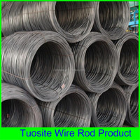 9.5mm aluminium wire rod / ec grade aluminium wire rod / 5.5mm wire rod in coils