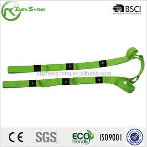 ZHENSHENG custom loops multifunction elastic resistance band
