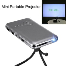 New Products Android Ultra-Thin Home Theater Projector, Mini Wifi DLP Portable Mini Pocket Projector