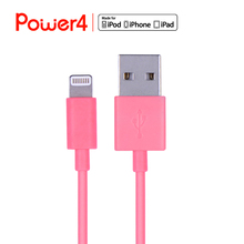 Apple certified cable newest For iphone5 cable with MFi,support for Apple latest iOS version 7.1.0