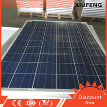 Big discount 250w 255w 260w 265w 270w 275w poly crystalline pv solar module price for pakistan
