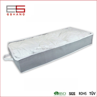 Nonwoven Customized fabric recycal clothing storage bag