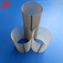 (Factory)304 SS Metal Woven Wire Cloth Fabric for Filter