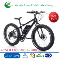"26"" Lithium Battery Power Electric Fat Bike"
