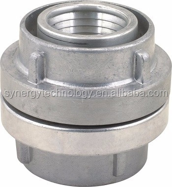 Stainless steel fire hose couplings