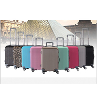 Unique Waterproof Carry On Luggage Hard Luggage