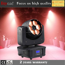 decoration wedding 4in1 led /15w beam bee eye stage light