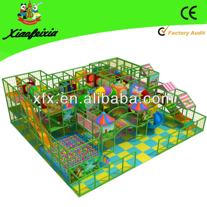 indoor play set/kids climbing structure