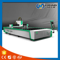 BFL-6020 500w 750w 1000w open type laser cutting machine for metal