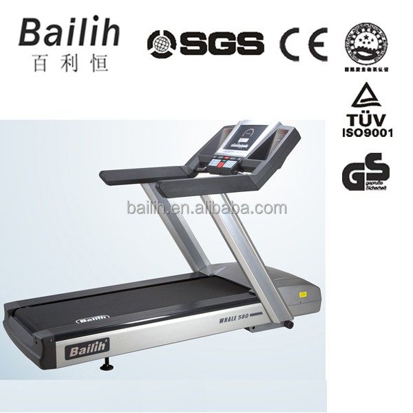 Nordic track AC motorized treadmill sale No.580I(Digital screen)/ 580ITV(LCD) gym/ cardio/ aerobics fitness euipment