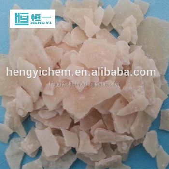 white pellet or granular of Magnesium chloride 46%