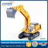 1:87 scale crawler excavator die cast model toys for kids