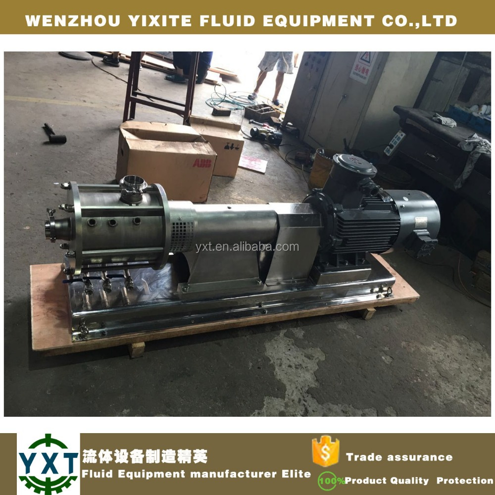 YRL3 stainless steel Series Shear Pump