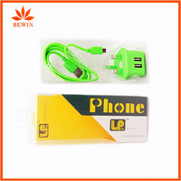 International universal charger seven color