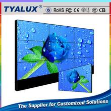 55 inches DID panel ultra narrow bezel 700nits brightness LCD video wall 1.8mm