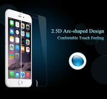 premium quality shatter proof phone full size tempered glass screen protector for iphone 7/7 plus screen protector