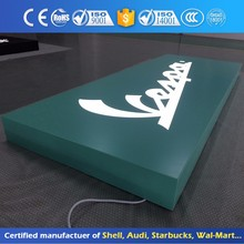 Aluminum Slim Magnetic Light Box Led Glow Sign Boards