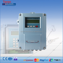 wall mounted ultrasonic flow meter industry water flow meter