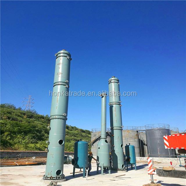 Waste engine oil recycling equipment and waste motor oil distillation plant