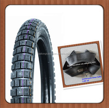High quality 3.00-18 offroad motorcycle tire