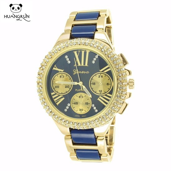 all type of wrist quartz stainless steel back