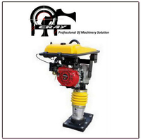 Gasoline tamping rammer ERAY-CJ80 for road maintenance