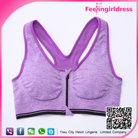 Wholesale ladies sports bra hot sexy adult women sports wear Paypal accepted