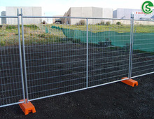 Australia standard AS 4687-2007 outdoor modular fencing used temporary fence for sale