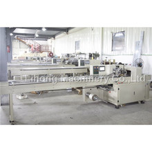 Muffin Horizontal Flow Packing Machine