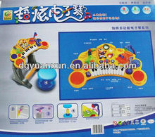 plastic roll up piano keyboard 2014 best gift for children