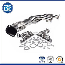 TURBO MANIFOLD HEADER & DOWNPIPE/EXHAUST FITS 91-99 MIT 3000GT VR-4 GTO/STEALTH