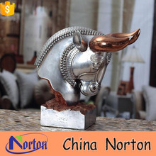 dubai souvenirs high quality bull head indian decoration wholesalers NTRS-AD034X