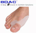 High Quality Soft Gel Bunion Relief Toe Protectors Toe Separators