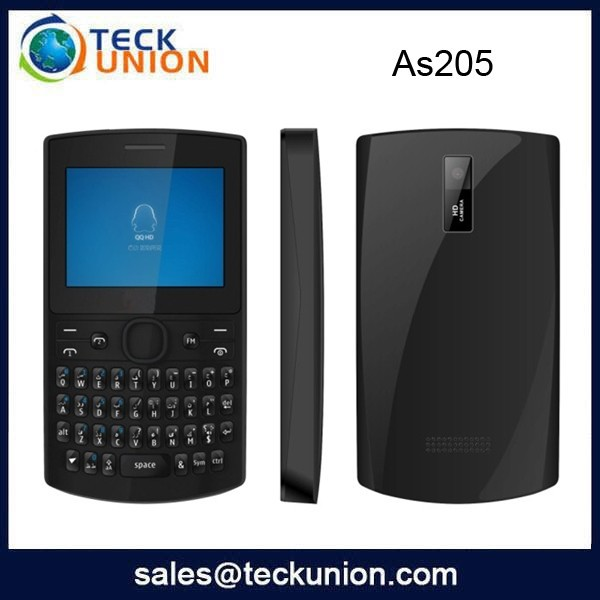 Factory Price 2.2inch Latest Qwerty Keyboard OEM Phone As205