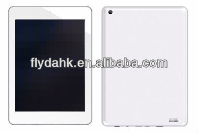 "8"" AllWinner A20 Dual Core Android 4.2 Dual camera tablet pc AM810"
