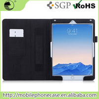 Alibaba Guangzhou New Sale Slim PU Flip Stand Design Tablet Case For Ipad Pro 9.7inch